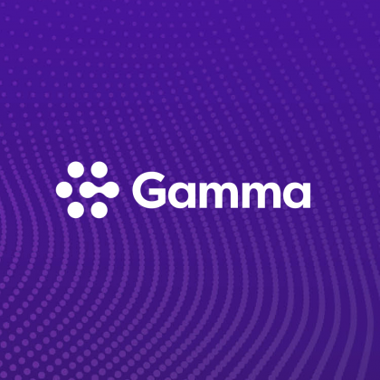 Gamma digital transformation Project